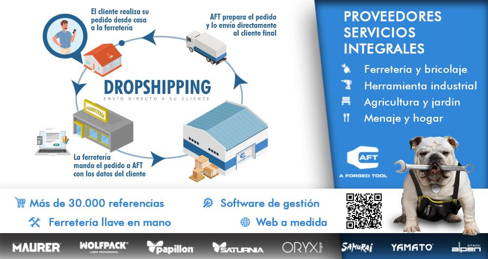 proveedores dropshipping herramientas